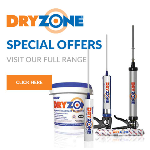 Dryzone products from Chembuild