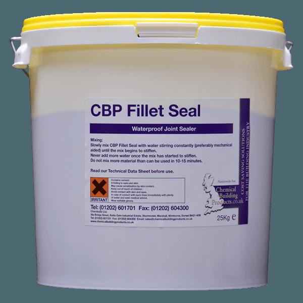 CBP Fillet Seal 25kg