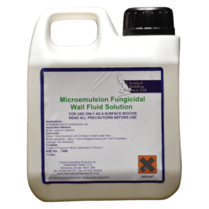Microemulsion Fungicidal Wall Fluid Solution