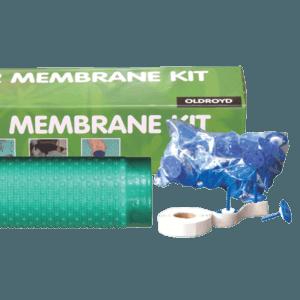 Plaster Membrane Kit
