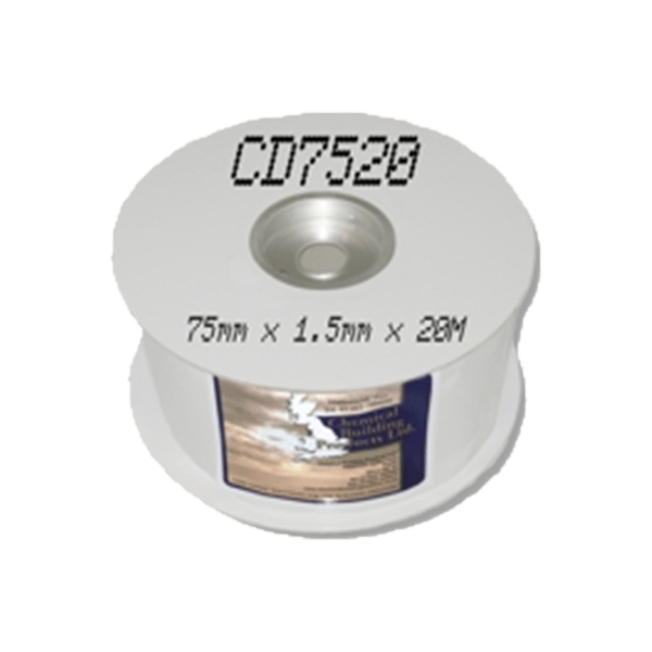 Cavity Drainage Membrane Overseal CD75 Tape 75mm x 20m roll